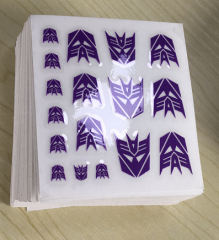 Decal Sticker for Decepticons 2