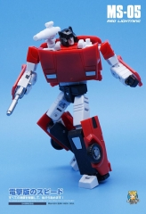 Mech Fans Toys - MS-05 RED LIGHTNING