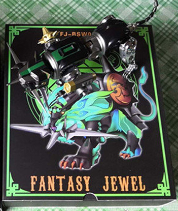 Fantasy Jewel FJ-BSW02 Black green ver.