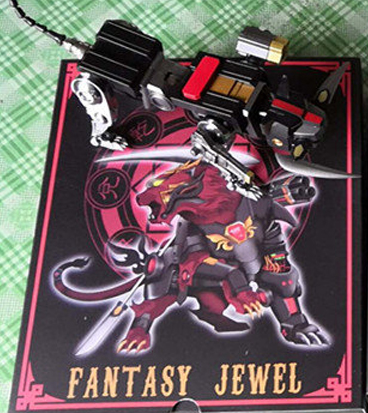 Fantasy Jewel FJ-BSW01 Black red ver.
