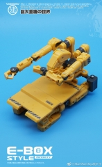 MechFansToys Special Assault Team MFT SAT06Y Yellow ver.