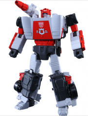 Takara Masterpiece MP-14+ RED ALERT (Toon Colors)