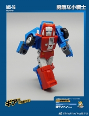 MechFansToys Mechanic Studio MS-16 Rocke Gears