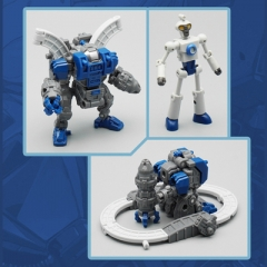 MechFansToys MFT Mech Fans Toys Mech Soul MS-11I MS11I Mini Sentry & Doc Blue Version