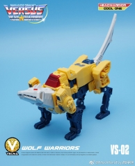 MechFansToys MFT VS02 Wolf