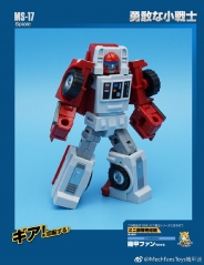 MechFansToys Mechanic Studio MS-17 Spiale