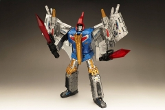 Gigapower HQ-05 Gaudenter Metallic Version (Blue)
