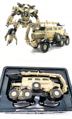 TF DreamFactory  GOD-09S GOD09S Smoke repaint Bonecrusher Movie Leader Class