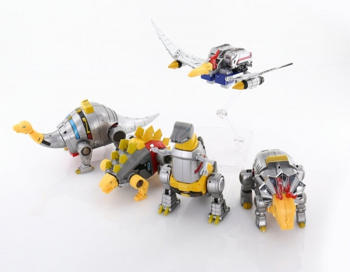 DX9 TOYS - WAR IN POCKET - Dino Set of 5 2019 reissue