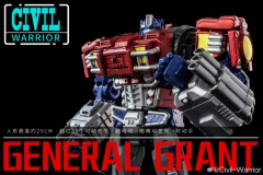 Civil warrior CW-01 General Grant