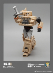 MechFansToys Mechanic Studio MS-13D Detective Hound Desert Version