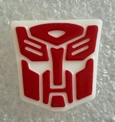 3D Logo for WeijaIng MPP10 Optimus Prime
