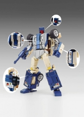 XTRANSBOTS MX-13T CRACKUP YOUNGER VER.