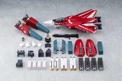 Valkyrie Factory VF1J red ver.