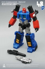 Mech Fans Toys City Commander Improvisation MF-48D DA color scheme