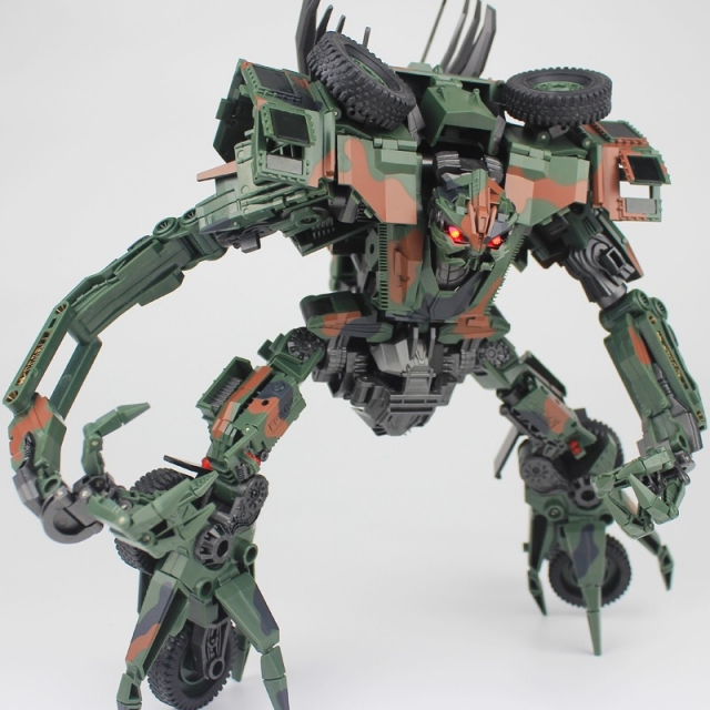 TF DREAM FACTORY GOD-09L GOD09L BONECRUSHER CAMOUFLAGE VER.
