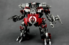 TF DREAM FACTROY GOD-03S LEADFOOT NEW PAINT