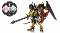 DEVIL HUNTER DH-05 KING TIGER