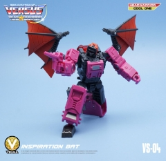 [Deposit only] MechFansToys VS04 Inspiration Bat