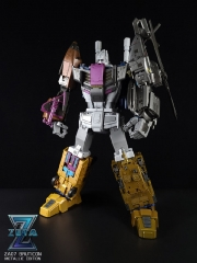 [DEPOSIT ONLY]ZETA TOYS ZA-07 ZA07 BRUTICON COMBINER METALLIC EDITION