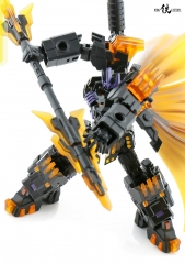 IRON FACTORY IF-EX36R CHAOS RAVEN THE FALLEN