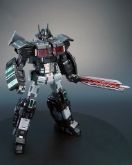 GCreation GDW-01B Ultra Maxmas Black ver. 2020 REISSUE