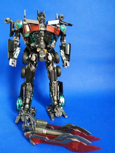LEGENDARY TOYS LT02B BLACK VER.