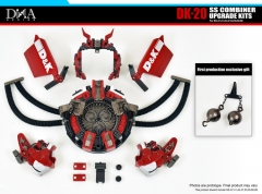 DNA DESIGN DK-20 STUDIO SERIES COMBINER DEVASTATOR UPGRADE KIT