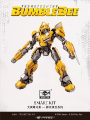 TRUMPETER SMART MODEL KIT 01 TRANSFORMERS BUMBLEBEE