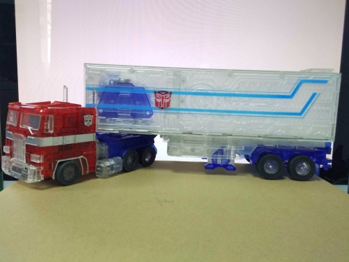 NB MP10C WITH  Trailer CLEAR VER.