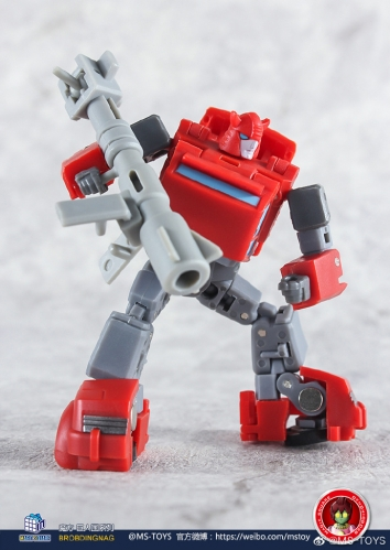 MAGIC SQUARE MS-B22 FLYING FAST CLIFFJUMPER