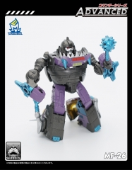 [DEPOSIT ONLY] MECHFANTOYS MF-26 SHARKTTICONS - SET OF 3 FIGURES REISSUE