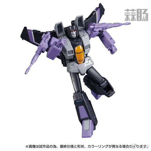 TRANSFORMERS MASTERPIECE MP-52+SW SKYWARP VERSION 2.0