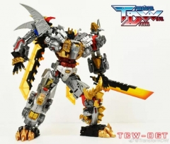 [DEPOSIT ONLY] TRANSFORM DREAM WAVE - TCW-06T POTP DINOBOT VOLCANICUS UPGRADE KIT LIMITED EDITION